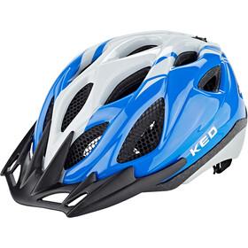 KED Tronus Helm blue/pearl
